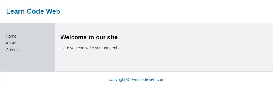 web-page-html5
